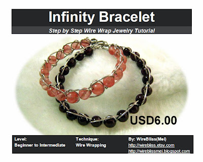 NEW TUTORIAL - Infinity Bracelet