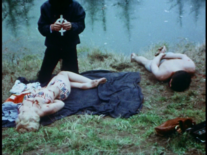 Zodiac Movie Lake Scene MONDO BIZARRO: Weird K...