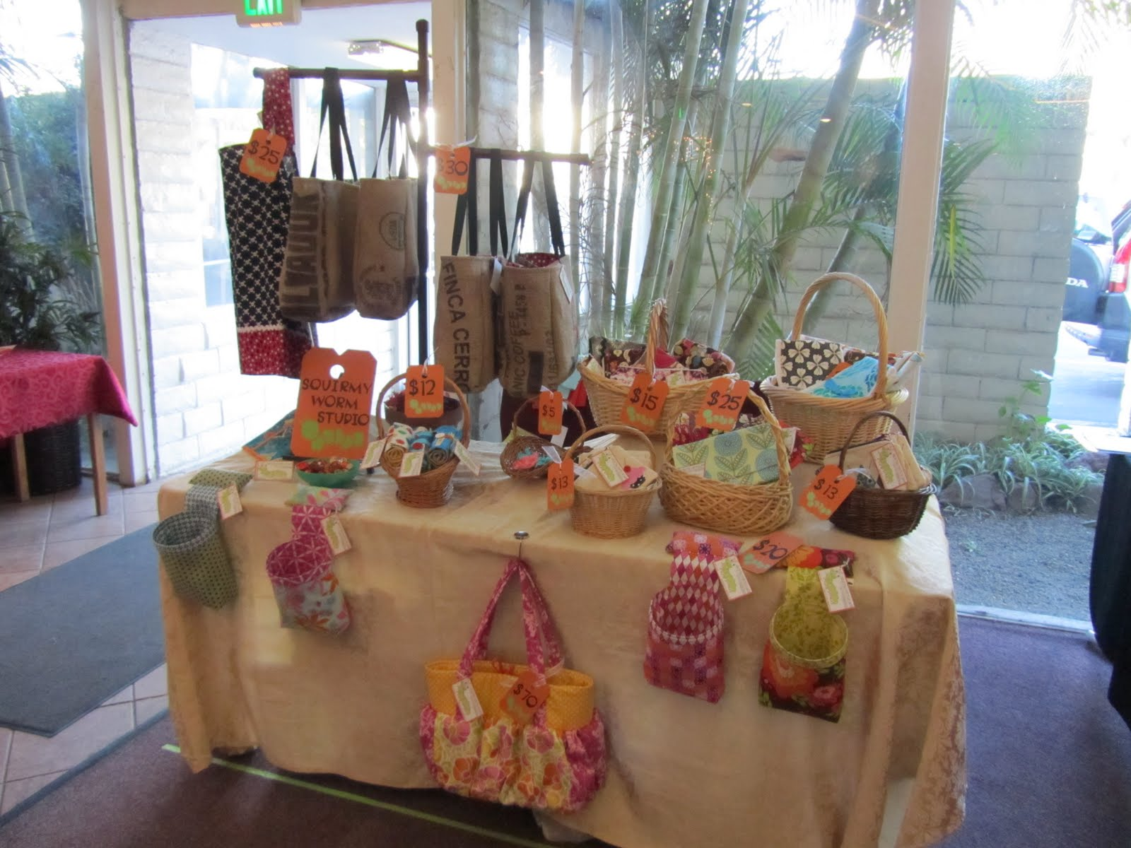 Made With Love: My First Craft Show Experience...