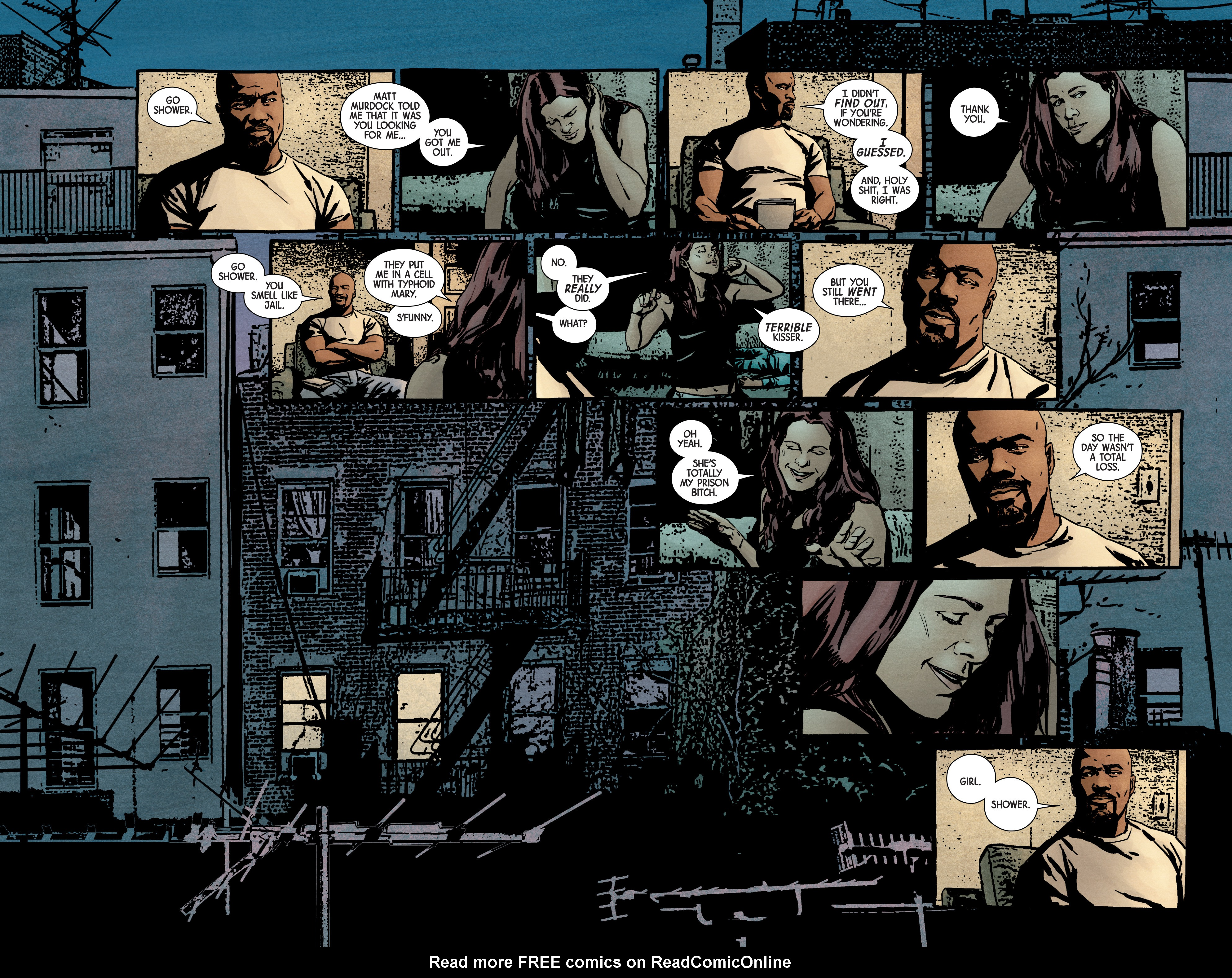Read online Jessica Jones (2016) comic -  Issue #9 - 13