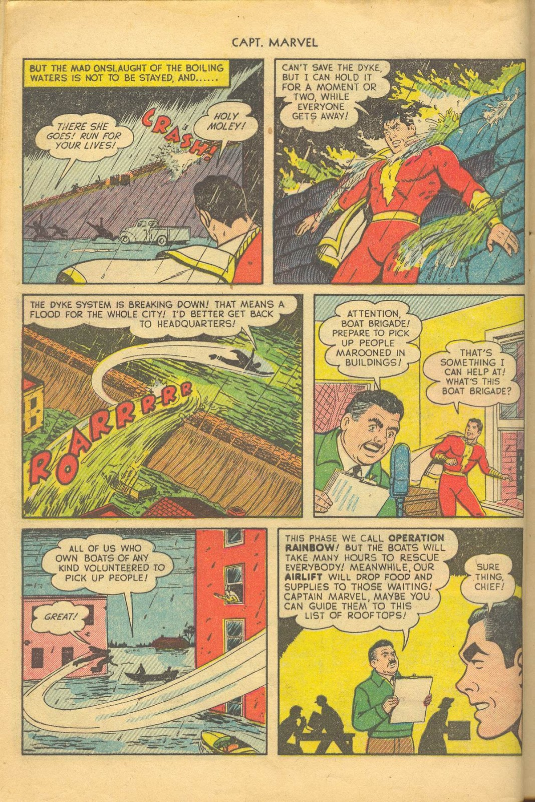 Captain Marvel Adventures issue 132 - Page 8