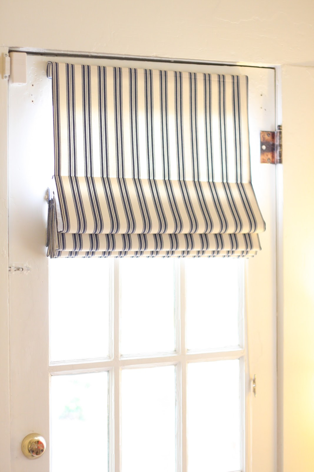 Kitchen Door Blinds