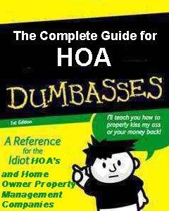 Homeowner Association Rant: Archived Homeowner Association Rant