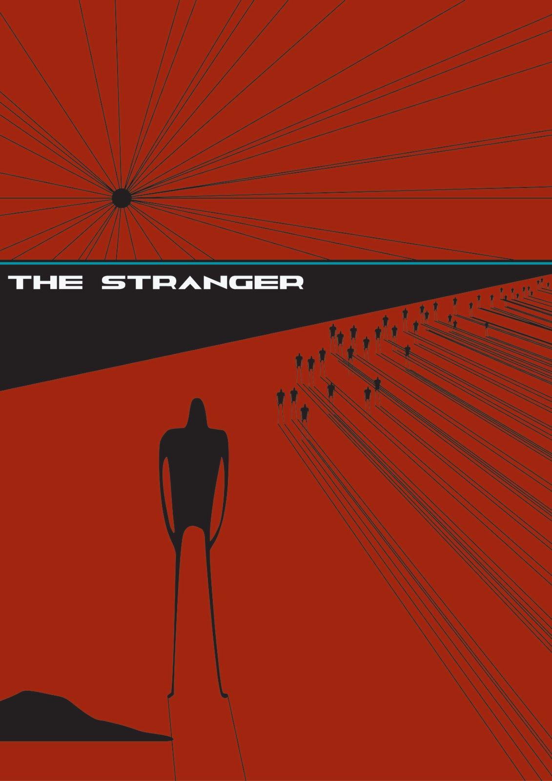 Dana B Roy barcelona the stranger