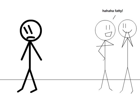 The Joke Blog: Stick man
