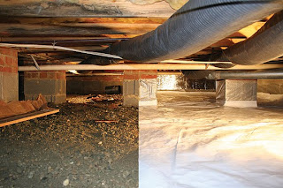 Crawl Space Foundation Vs Slab Foundation
