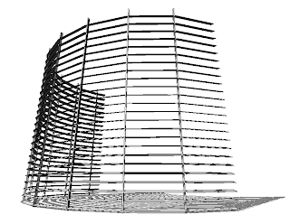 Revit : Mullions as Louvers