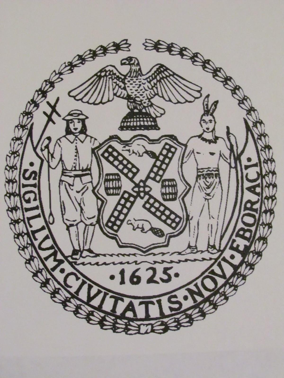 Manhattan Unlocked Decoding The Seals Of The City Of New York