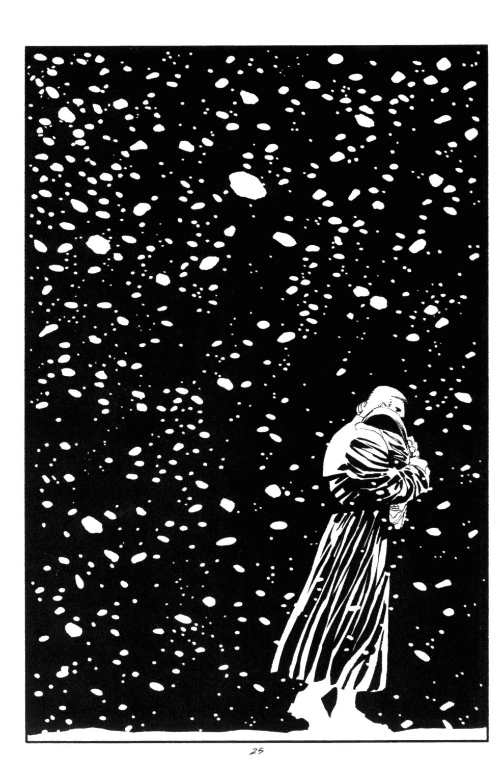Read online Sin City: Silent Night comic -  Issue # Full - 26