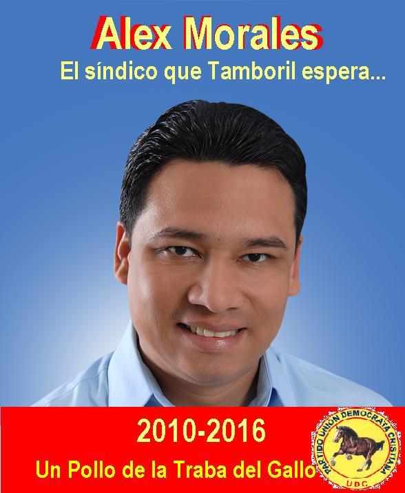Candidatura a síndico de Alex Morales da un giro a la política en Tamboril
