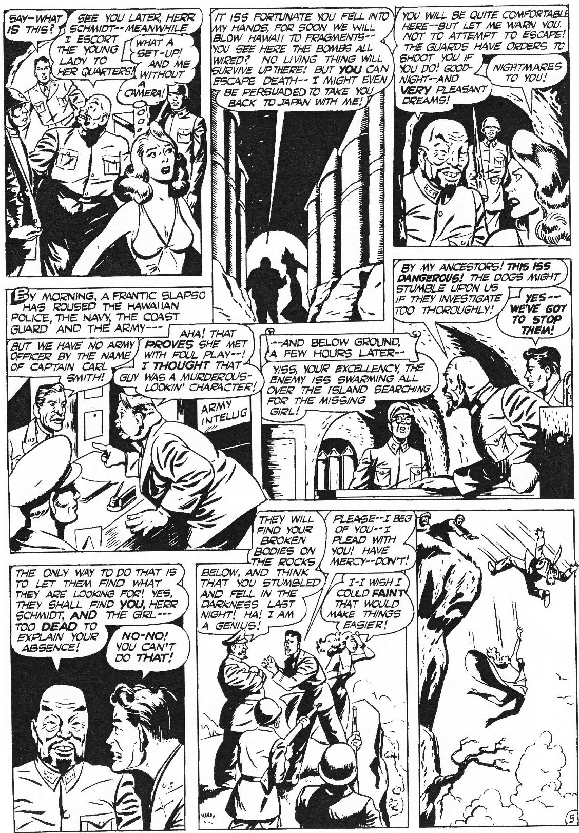 Read online Men of Mystery Comics comic -  Issue #82 - 31