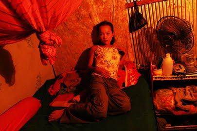 yum yum cambodian slum girls