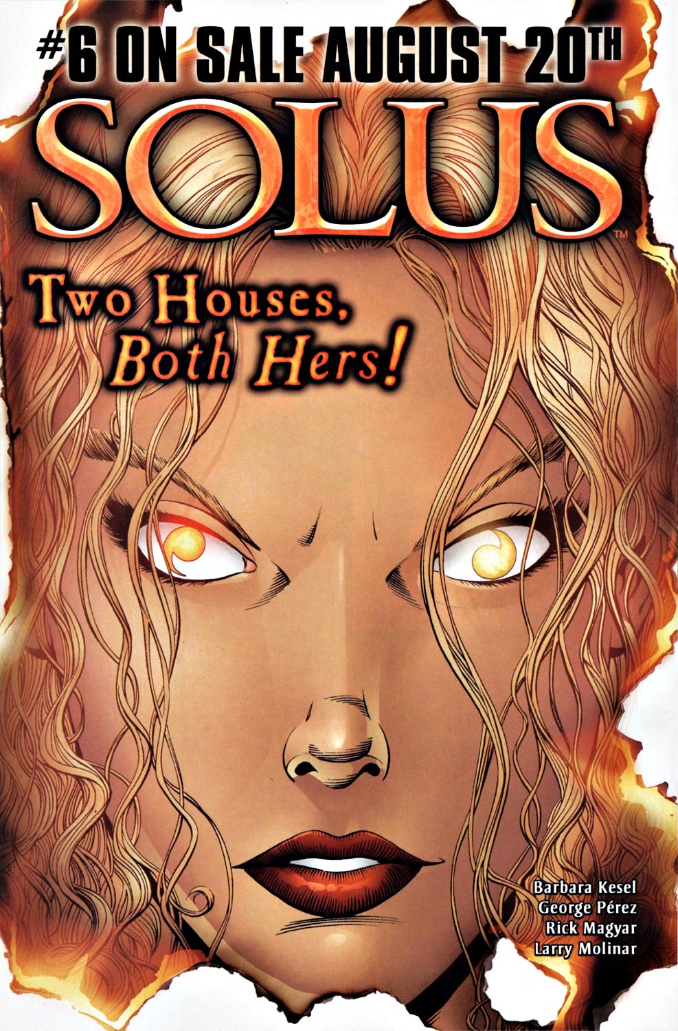 Read online Solus comic -  Issue #5 - 20