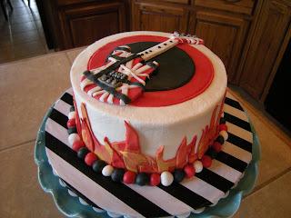 Sweetbakes Eddie Van Halen