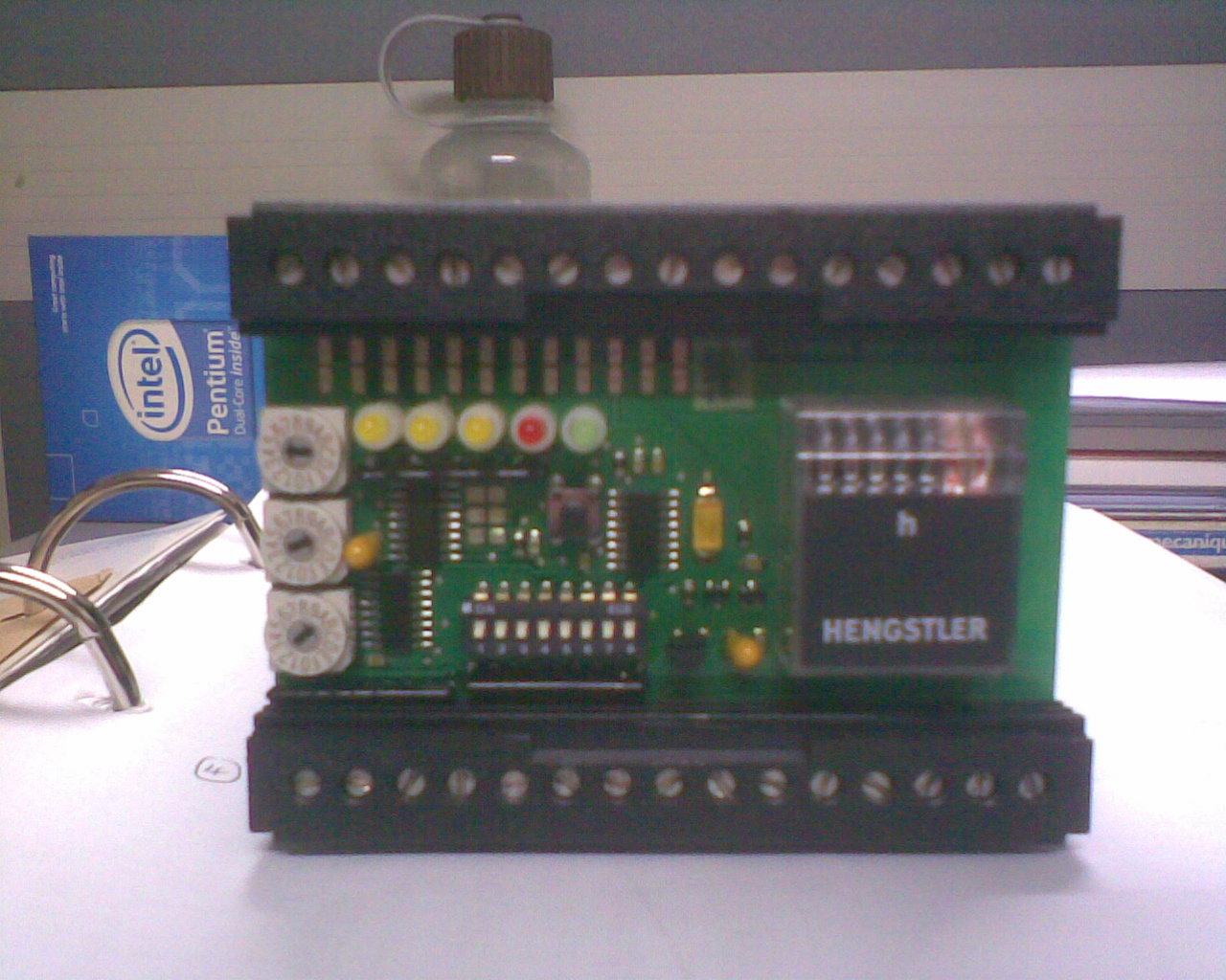 Internship U0026 39 S Life  Wow   Microprocessor System In Stahl Crane