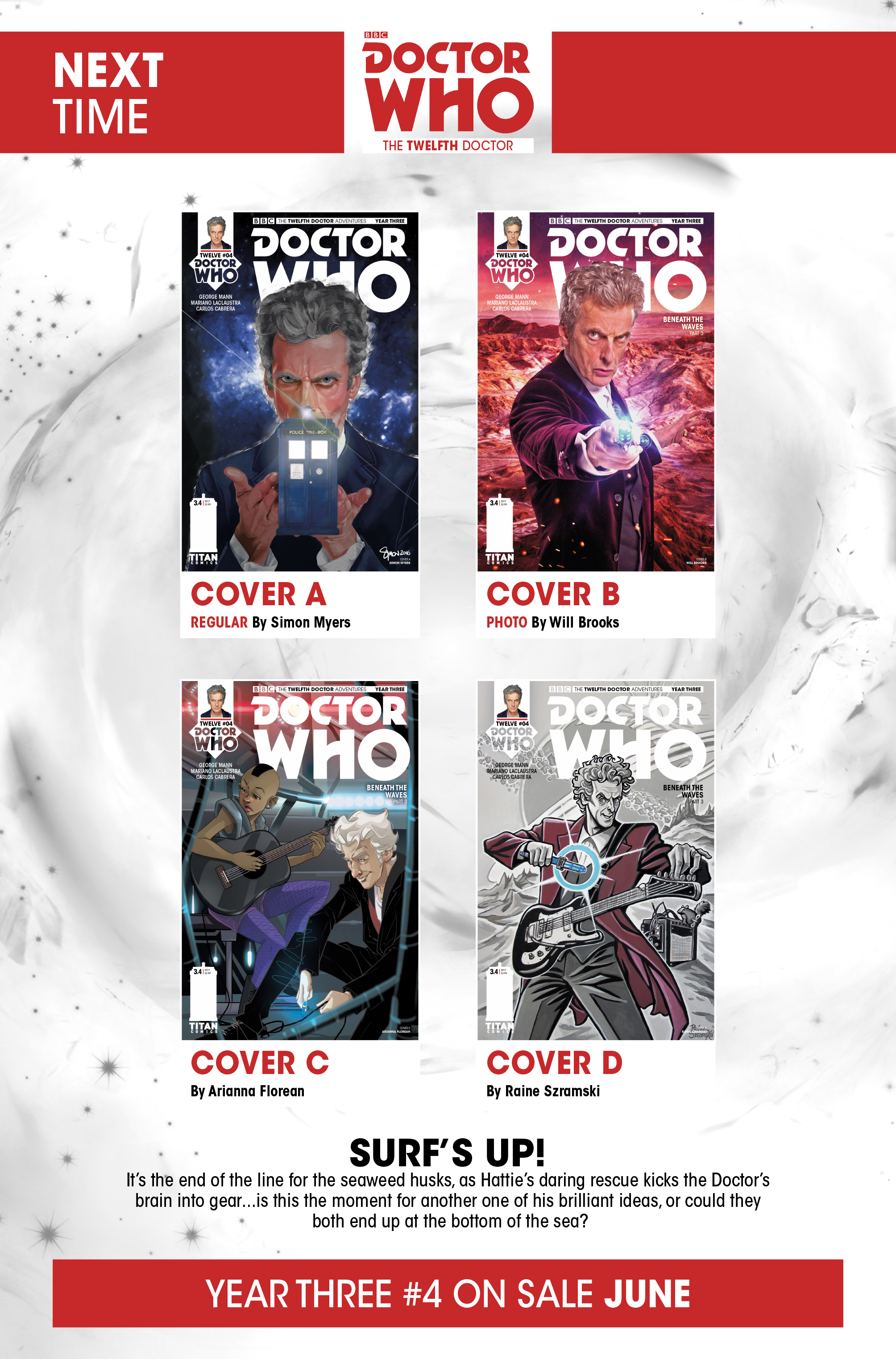 Read online Doctor Who: The Twelfth Doctor Year Three comic -  Issue #3 - 29