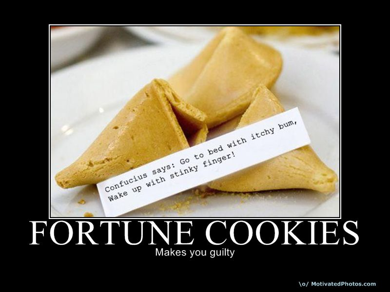 Absolutely Spoo: Fortune Cookie or Joel Osteen:
