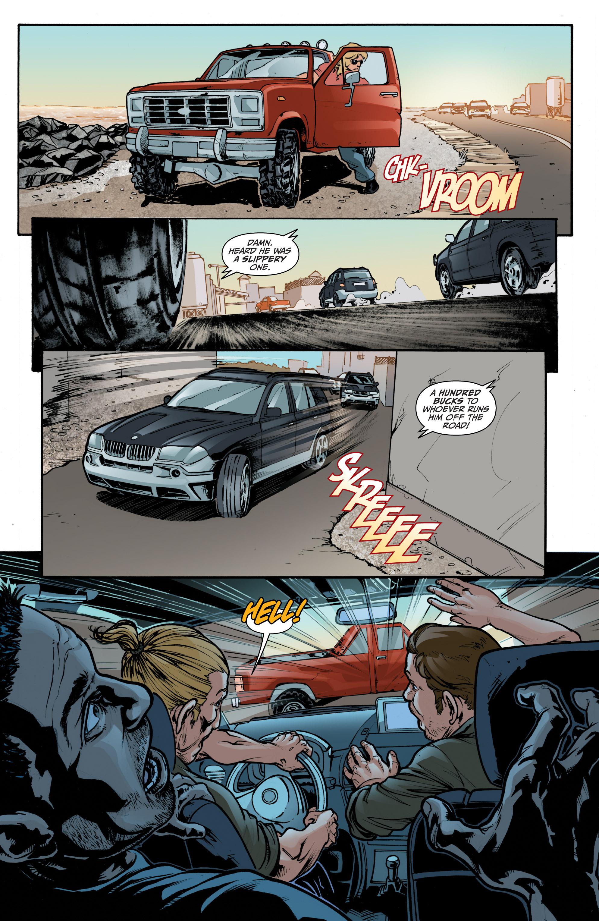 Read online 3 Guns comic -  Issue #1 - 4