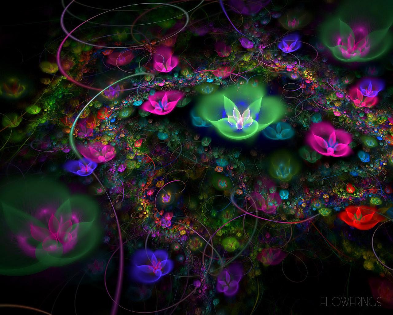Art, Image & Style: Art Graphic... Flowers