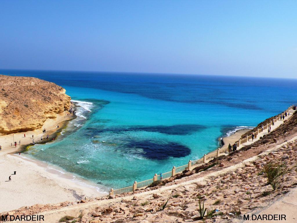From Egypt With Love: Agiba Beach Marsa Matrouh, Egypt