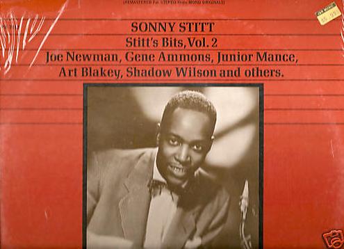 Thank You Bob Weinstock: PR 7612 Sonny Stitt - Stitt's Bits, Vol  2