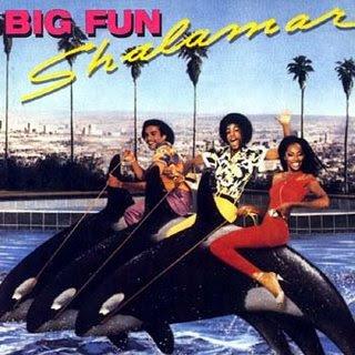 Shalamar Big Fun