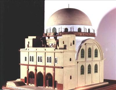 construcción del templo judío.