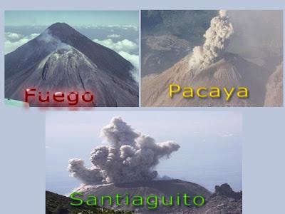 Vocalnes de Guatemala se activan