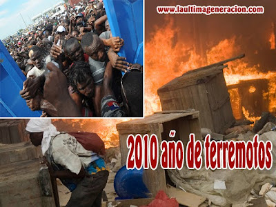 Año mayor de terremotos