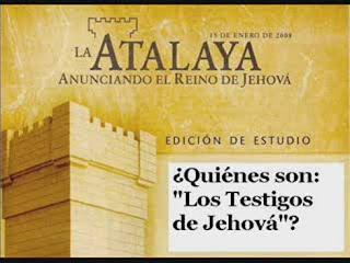 Testigos de Jehová secta