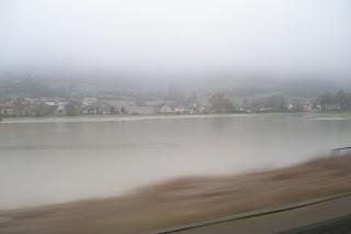 Üleöö tekkinud järv