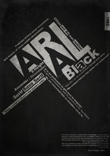 Arial black Normal Free Download