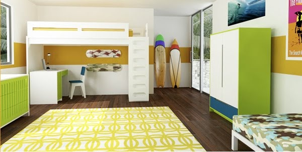 Muebles infantiles muebles modernos baratos for Dormitorios infantiles baratos
