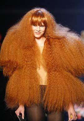 Amazing And Crazy Hair Cut Crazy Pics