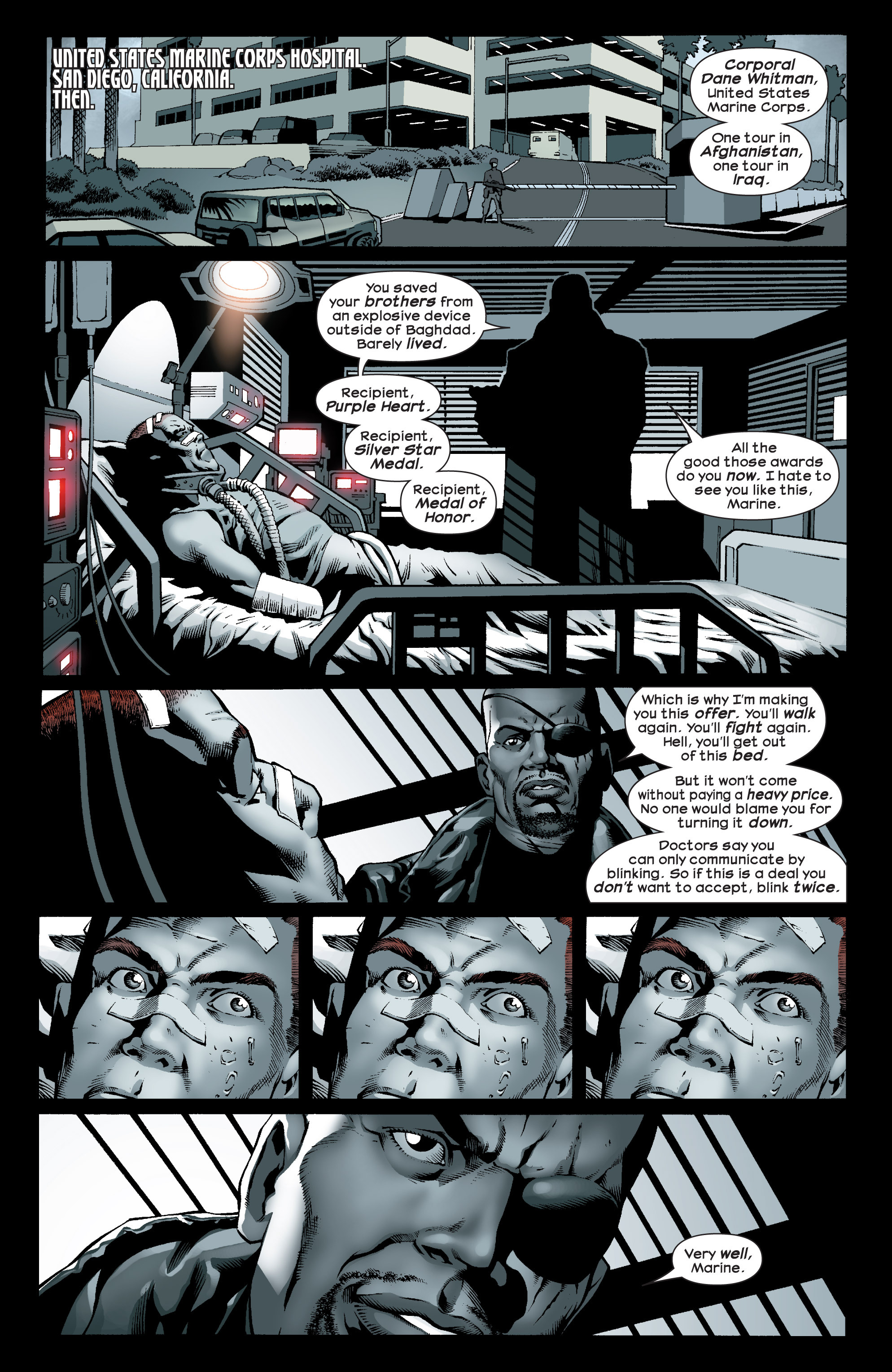 Read online Ultimate Comics Ultimates comic -  Issue #24 - 7