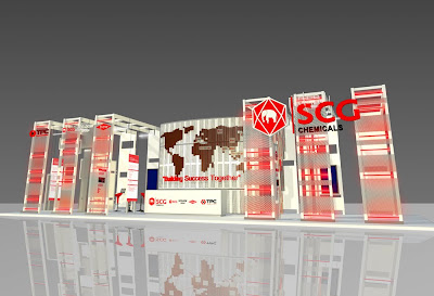 apostrophy's: SCG Chemical/Dow/Tcp pavillion in TIPREX at