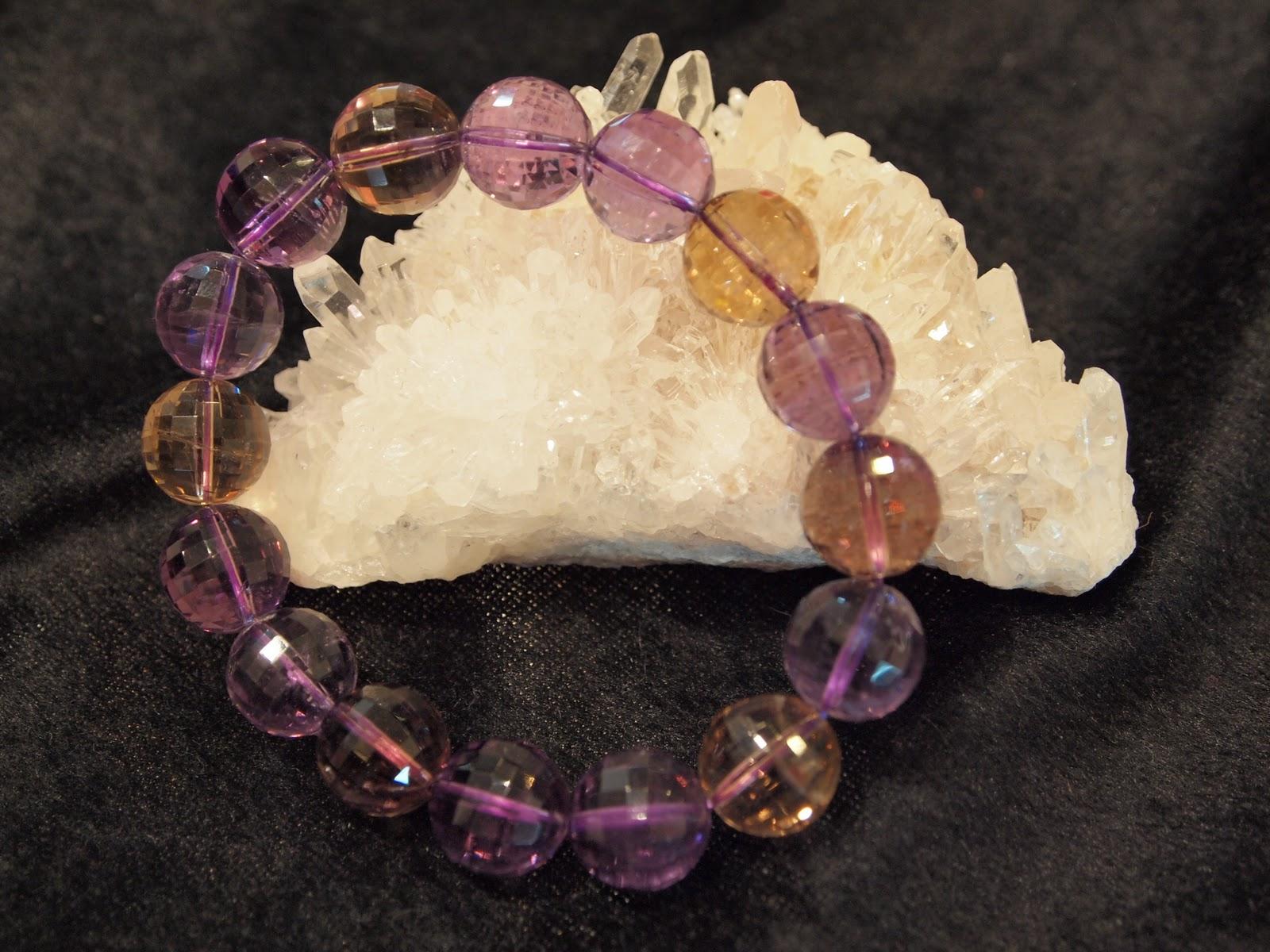 Yu Choi Kee Natural Crystals 裕財記天然水晶: 紫黃晶