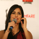 Katrina Kaif at Filmfare Awards Press Meet
