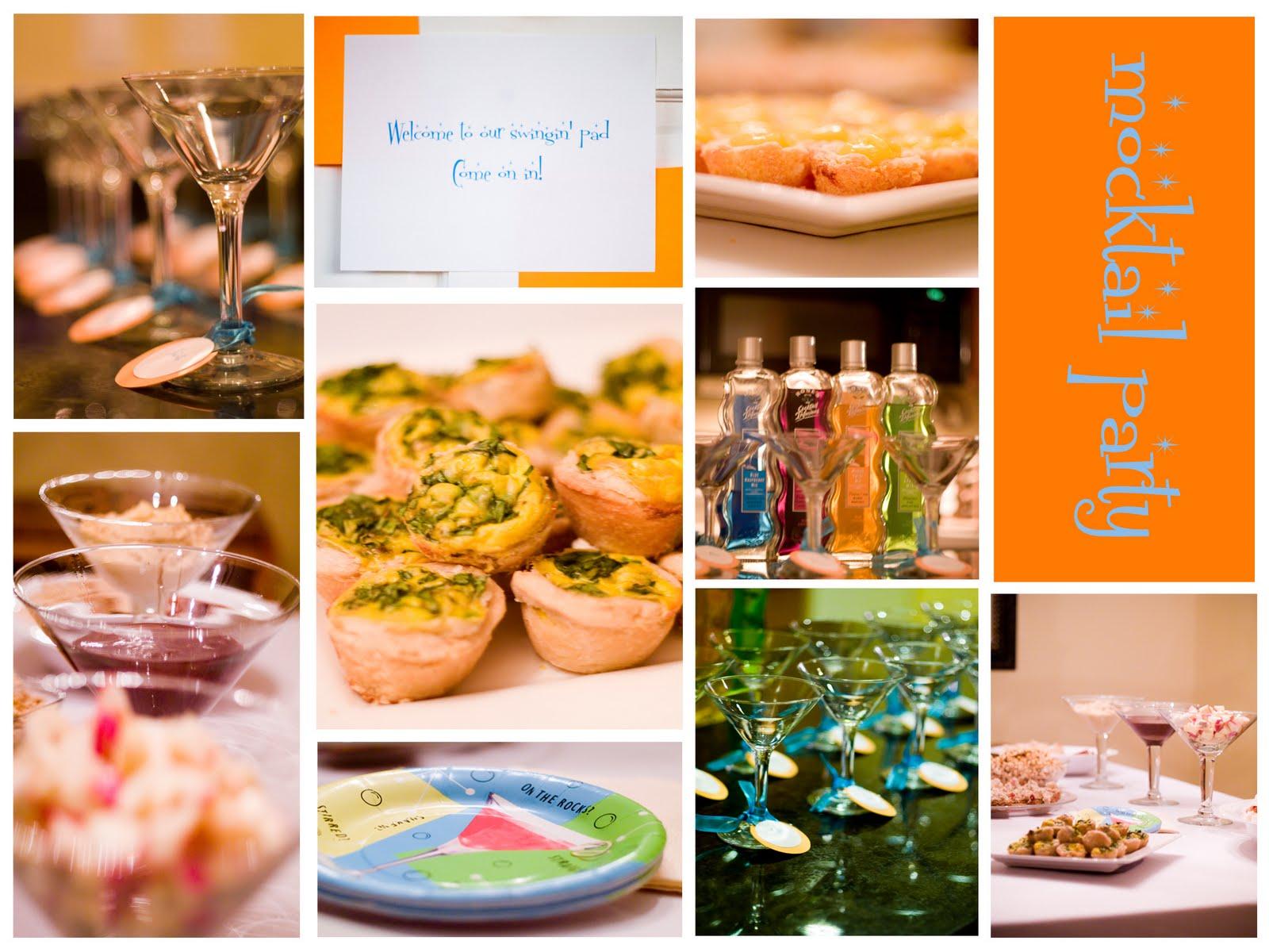 Phoenix Event Planning Mocktail Party