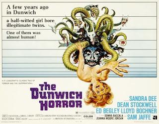 Poster de The Dunwich Horror 1970