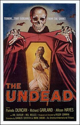 The Undead / Poster