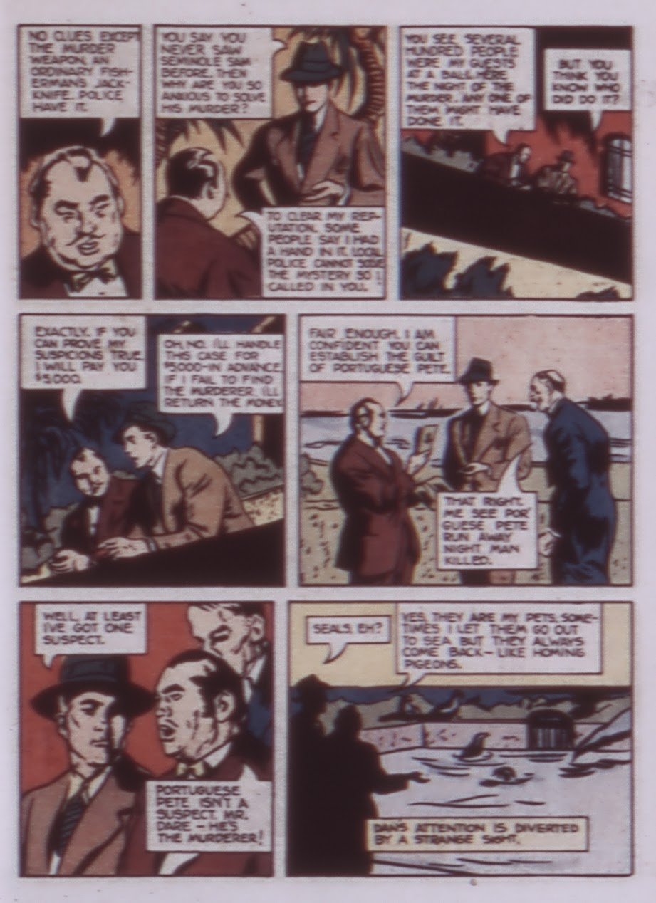 Read online WHIZ Comics comic -  Issue #1 - 59