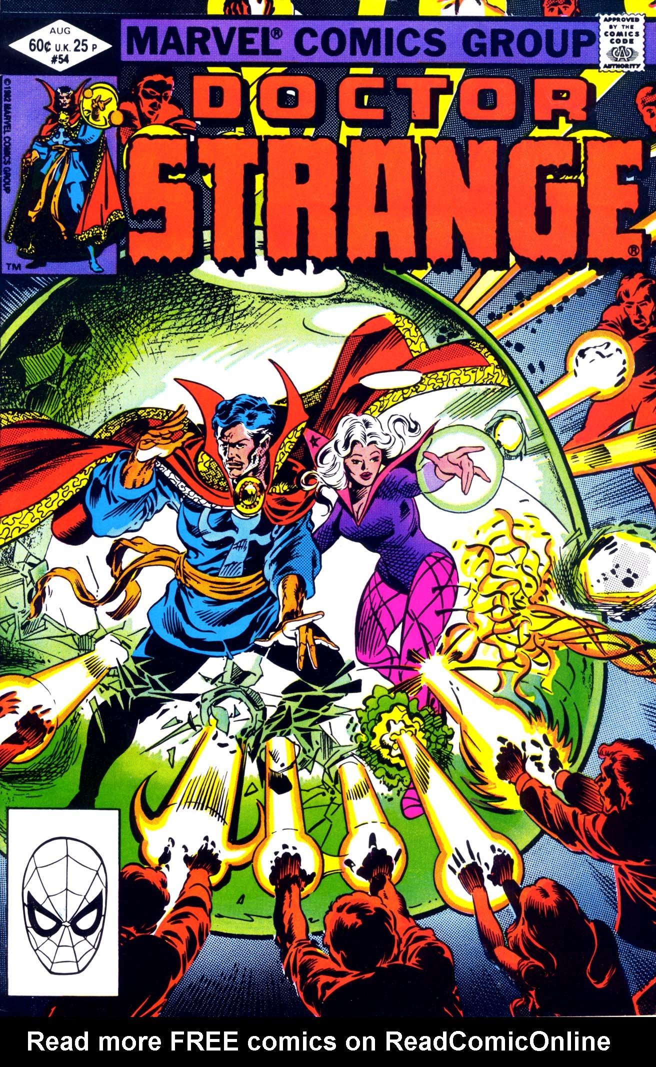 Doctor Strange (1974) 54 Page 1