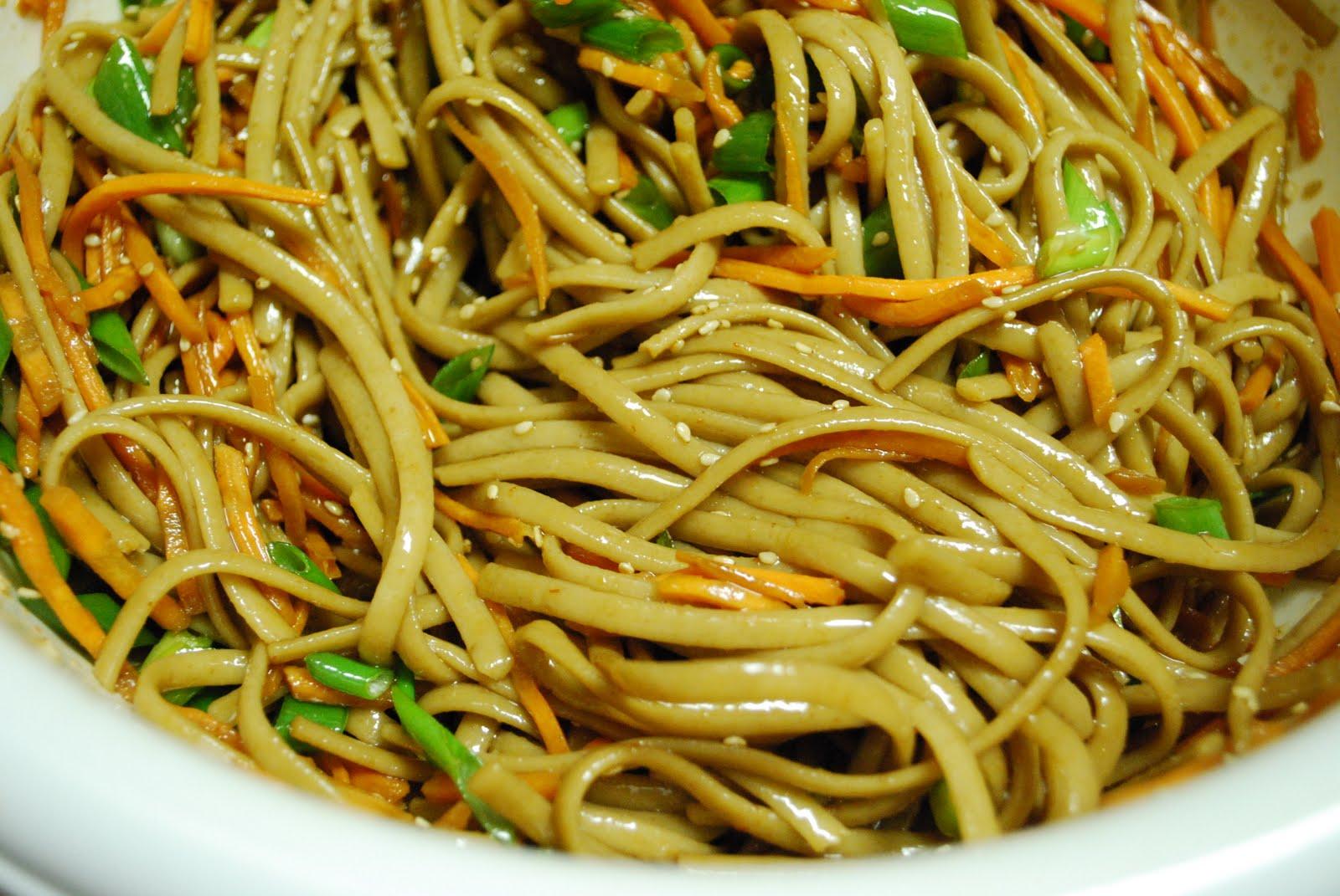 Simply Mangerchine: Improved Sesame Noodles