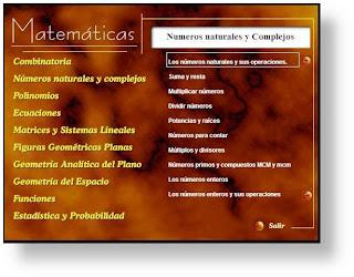 Enciclopedia Interactiva de Matemáticas – CD ROM