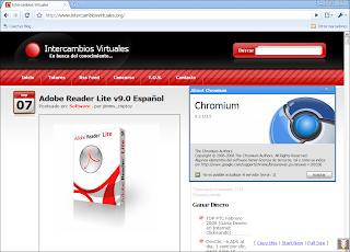 Portable Google Chrome (Chromium) v0 2 151 0 Español