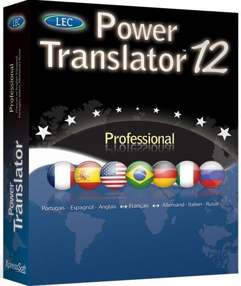 бесплатный power translator pro v12 продвинутый универсальный переводчик