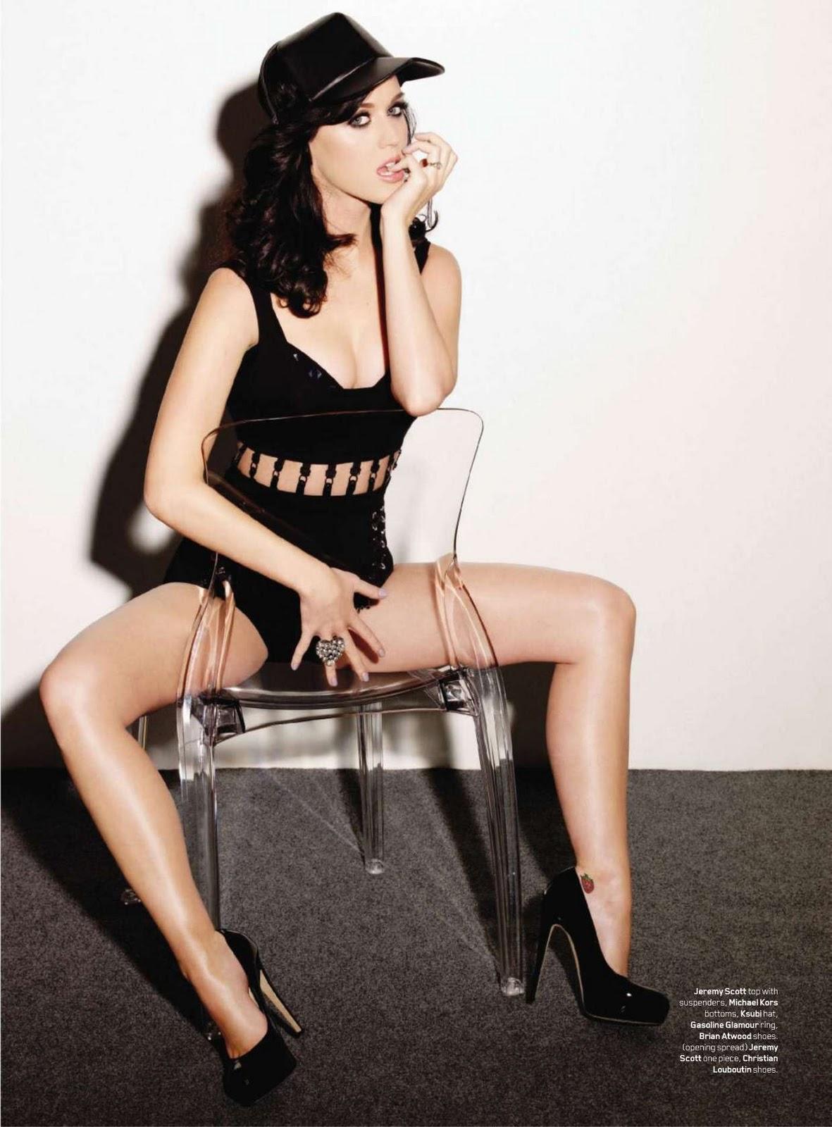 V³ Magazine: Katy Perry – Maxim Magazine US January 2011