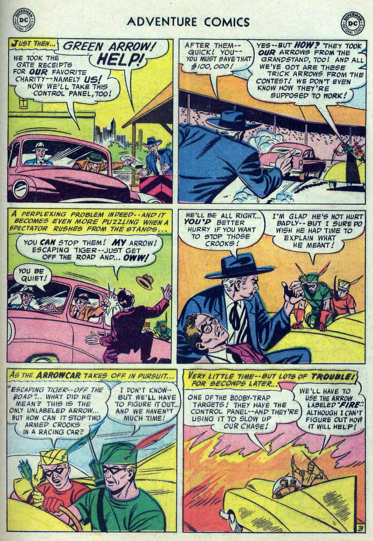 Read online Adventure Comics (1938) comic -  Issue #237 - 29