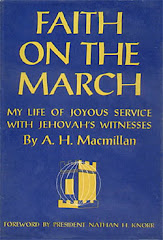 Faith on the March by A. H. Macmillan
